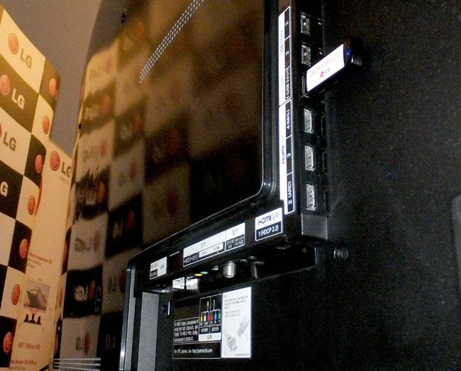 LG 77EC980V Ultra HD 4K OLED TV