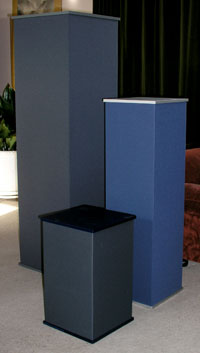 Legend prototype omni-directional loudspeakers