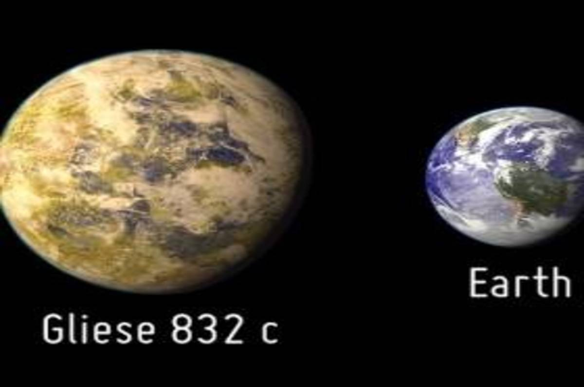 Super Earth Possibly Home To Life Found In Our Solar