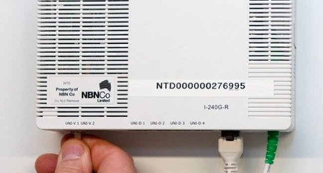NBN Co Customer premises equipment