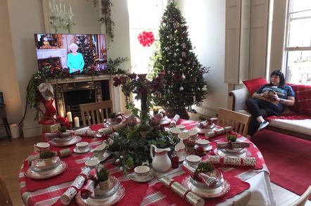 Unseasonal behaviour: Christmas in July