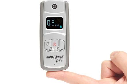 Alcosense Digital Breathalyser Lite