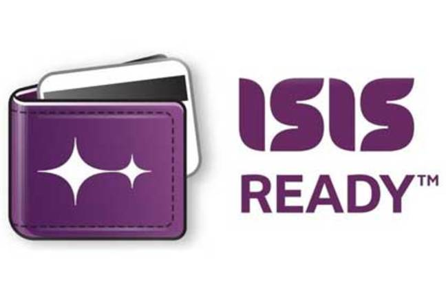 Isis mobile wallet logo
