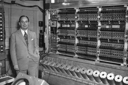 John von Neumann and the IAS computer