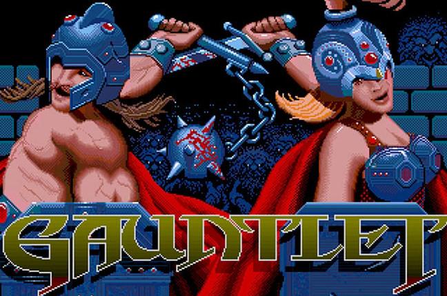 Atari Games: Gauntlet