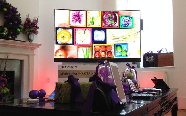 LG 77EC980V OLED 77-inch TV