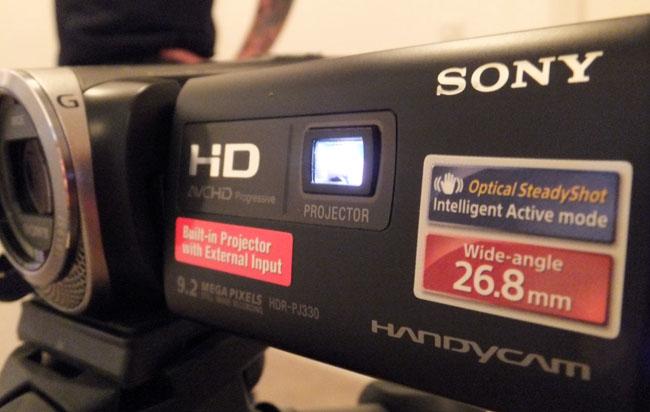 Sony HDR-PJ330E Handycam
