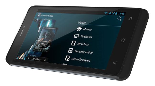 Archos Titanium 45 Android smartphone