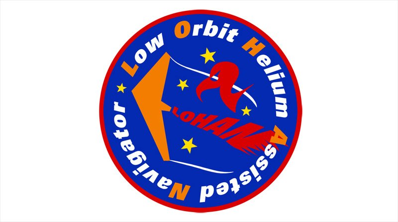 A proposed LOHAN mission patch