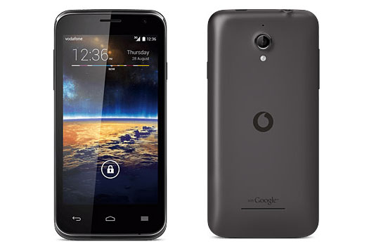 Vodafone Smart 4 Android smartphone