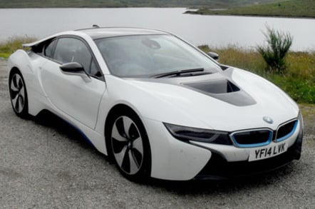 Bmw I8 Plug In Hybrid It S A Supercar Jim But Not As We Know It