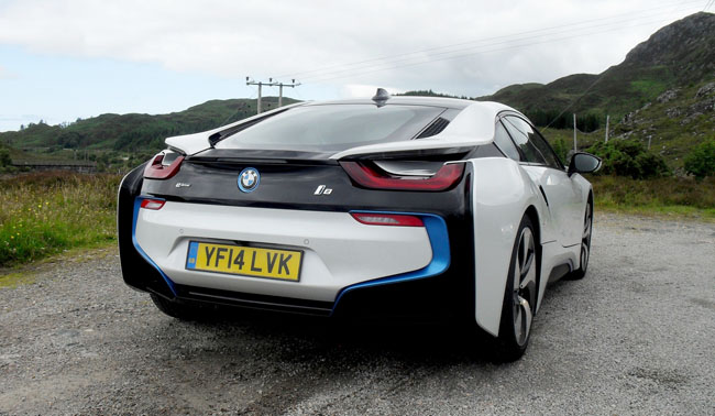 bmw i8 plug in hybrid it 39 s a supercar jim but not as we know it the register. Black Bedroom Furniture Sets. Home Design Ideas
