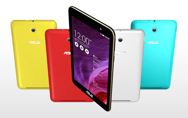 You didn't get the MeMO? Asus Pad 7 Android tab is     not