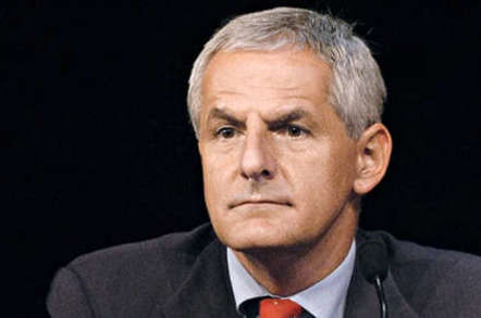 Photo of HIV/AIDS researcher Dr Joep Lange, who was killed in the crash of Malaysian Airlines flight MH17