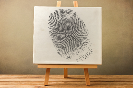 Canvas fingerprinting