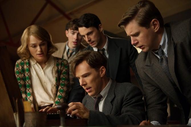 Alan Turing biopic The Imitation Game