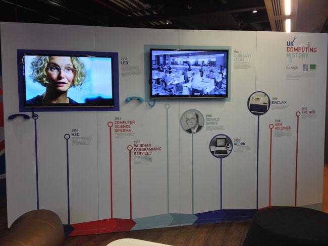 Google's take on UK computing history