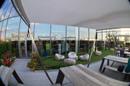 Google UK roof terrace