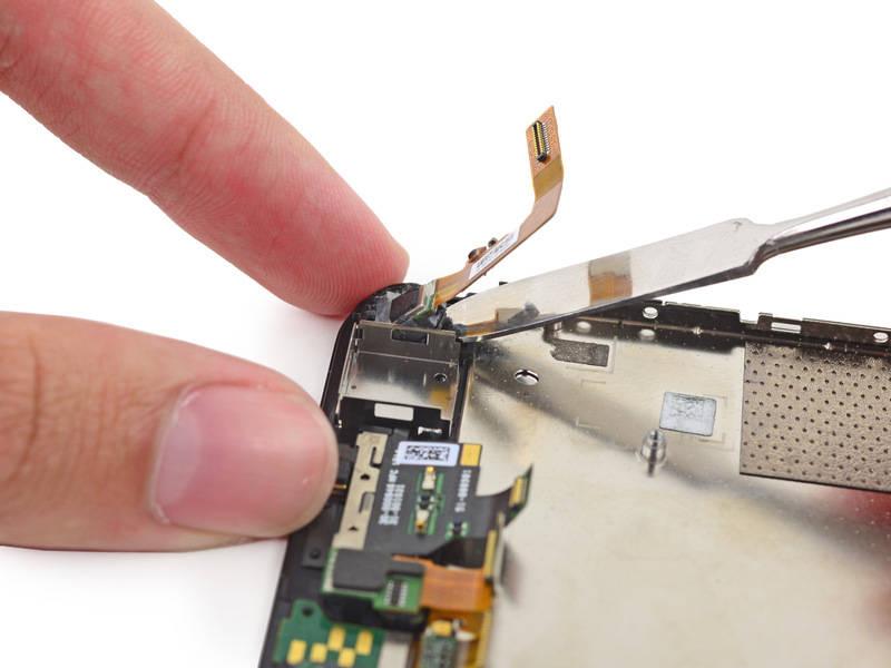Fire Phone sensors