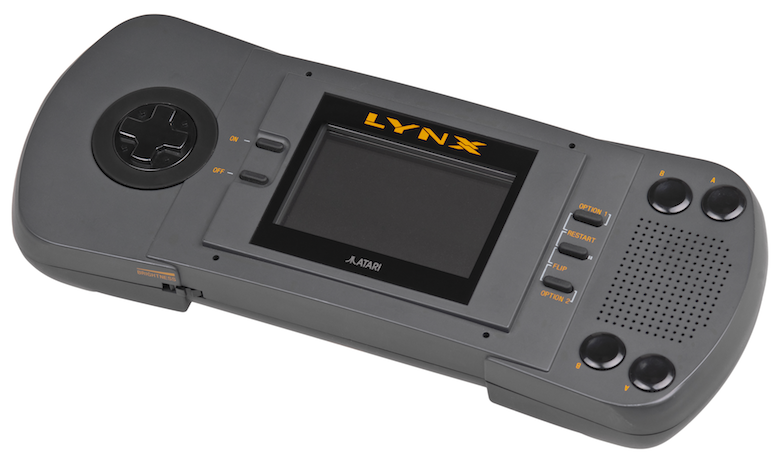 Atar Lynx handheld console