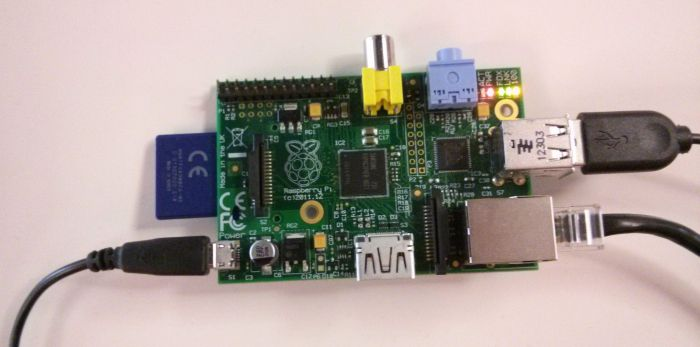 The Raspberry Pi honeypot