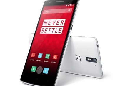 OnePlus One Android smartphone