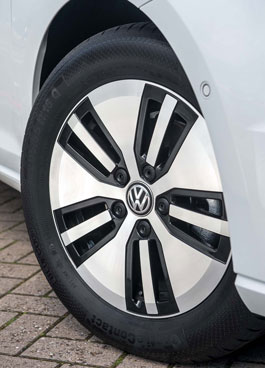 VW call these wheels Tilleve