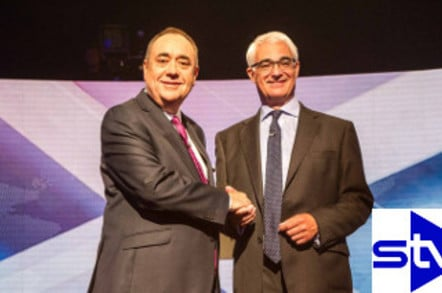 Alistair Darling and Alex Salmond debate Scottish independence