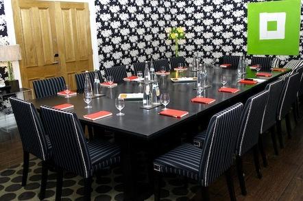 Register Roundtable at the Soho hotel
