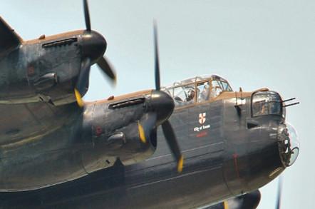 Lancaster B.I PA474. Credit: John5199, Flickr