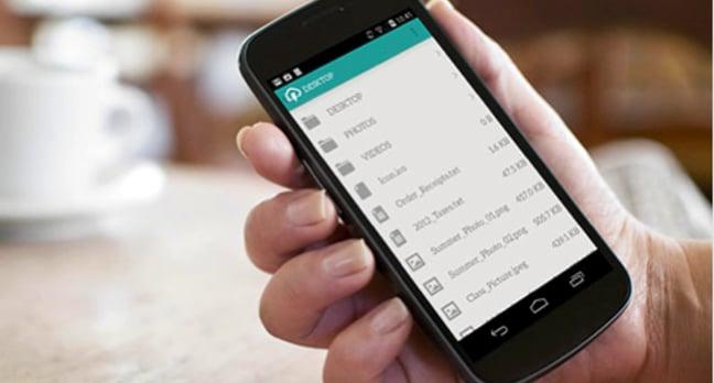 Symform Android App
