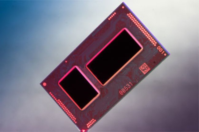 "Intel's 14nm package, codenamed ""Broadwell"""