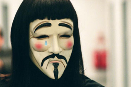 Sad Anonymous
