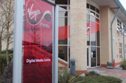 Virgin Media Digital Media Centre