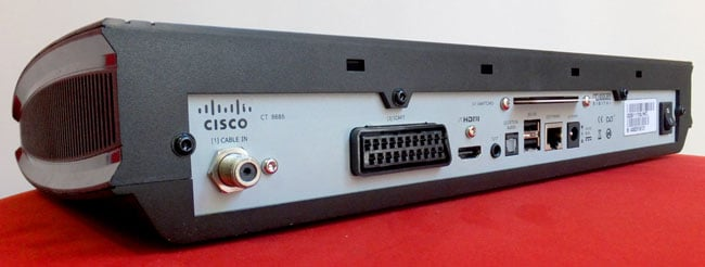 Cisco TiVo PVR