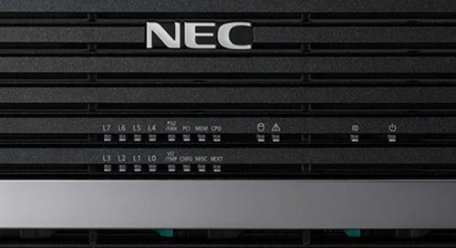 NEC_5800_bezel_detail