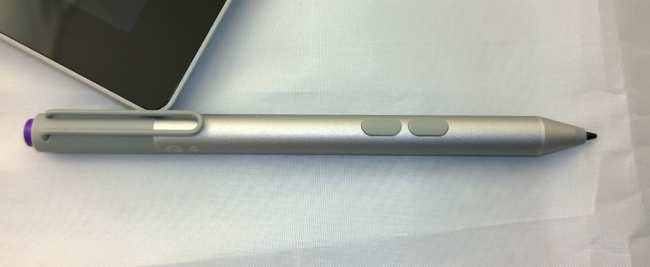 Surface Pro 3 pen, photo: Tim Anderson