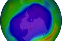 NASA Image - Ozone Hole