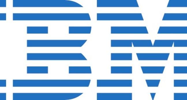 IBM Logo 2014