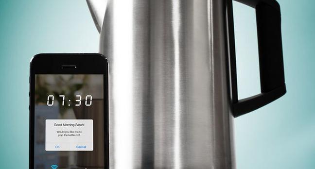 iKettle smart kettle