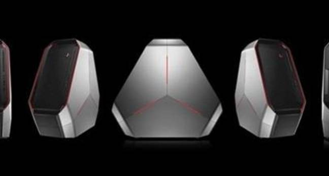 Alienware's Area 51 system uses the new Haswell processors