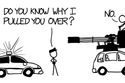 Love XKCD? Love science? You'll love a book about science