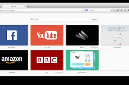 Mozilla's 'Tiles' ad format