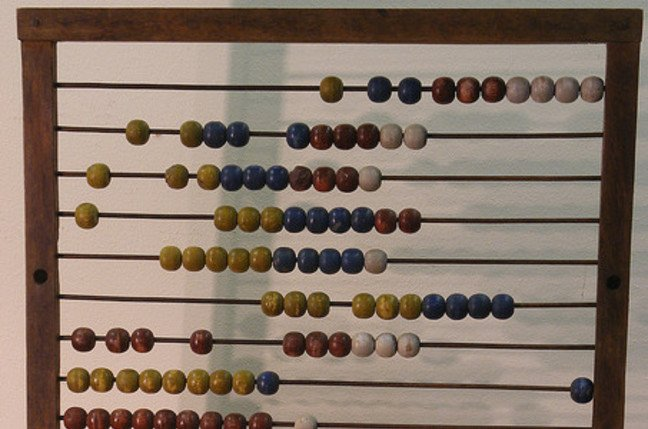 Abacus. Credit: Newsum Antiques