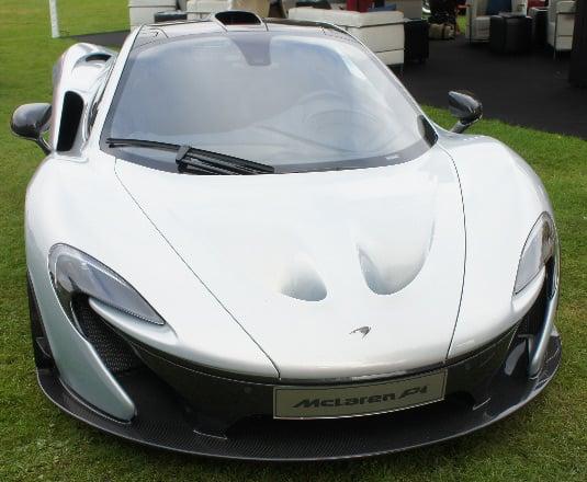 The amazing McLaren Supercar