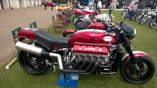 8000cc V10