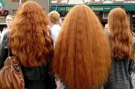 Ginger girls. Credit: Eddy Van 3000, Flickr