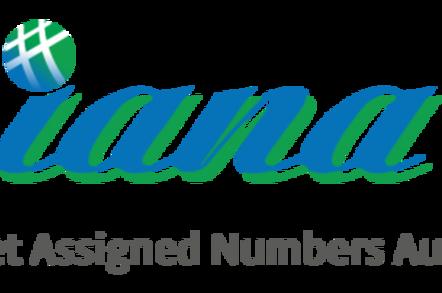 Internet Assigned Numbers Authority - IANA - logo