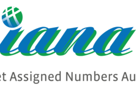 Internet Assigned Numbers Authority - IANA - logo