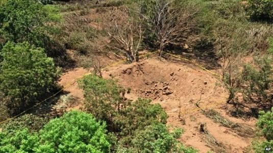 Nicaraguan meteorite